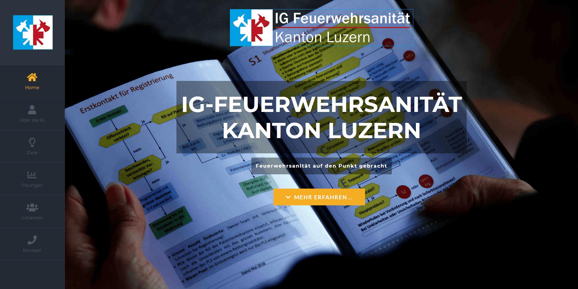 IG-Feuerwehrsanität Kanton Luzern